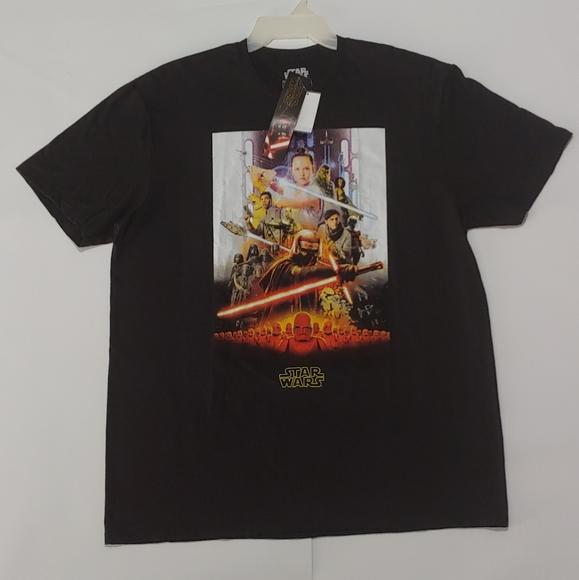 Star Wars Shirts Size Xl The Rise Of Skywalker Tshirt Poshmark